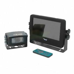Cwt7m1c Weatherproof Touch Button Cabcam Video System W 7 Monitor 1 Camera