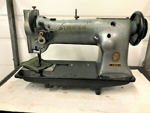 Singer 111w155 Walking Foot Vertical Bobbin Industrial Sewing Machine
