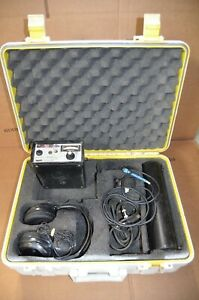 Enduro Underground Pipe Cable Tracker Locator With Case