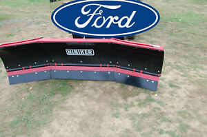 Hiniker Scoop Snow Plow Fits Ford F250 F350 Hd Commercial 9 4 Big Pushes
