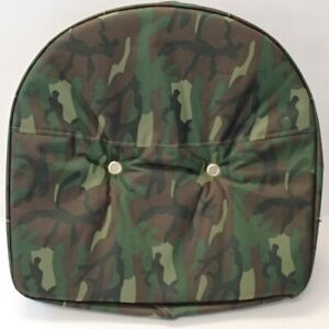 Camouflage Tractor Pan Seat Cover Universal Fit Mf Fits Ford nh Fits John Deere