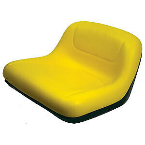 Yellow Seat For John Deere Riding Mowers L100 102 L105 L107 L108 L110 La100 X110