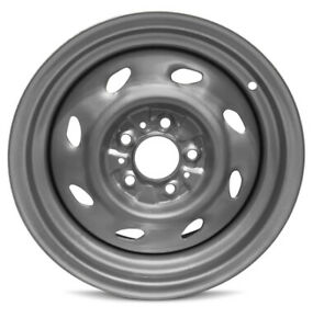Set Of 4 Steel Wheel Rims 15 Inch For 93 01 Ford Explorer 15x6 In 5 Lug 114 3mm