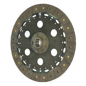 Clutch Disc Fits Massey Ferguson Fits Massey Harris Mf40 To35 Mh50 Tractor
