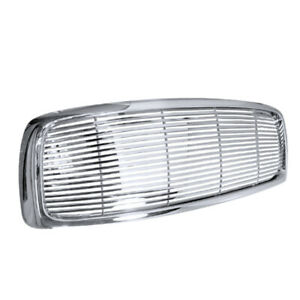 For 2002 2005 Dodge Ram 1500 2500 Grill Grille 2003 2004 02 03 04 05