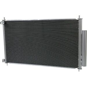 Ac Condenser For 2012 2016 Honda Cr V With Receiver Drier 80110t0aa01