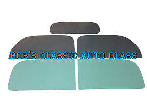 1940 1941 1942 Ford Truck Windows Classic Auto Glass Vintage New Pickup Flat P U