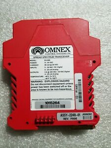 Omnex Ds 900 Spread Spectrum Transceiver Assy 2248 01