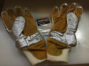 Crosstech Glove Inserts Firefighters Size Large