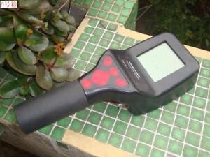 Lcd Display Contuse Victoreen 990bc X ray Advanced Survey Meter