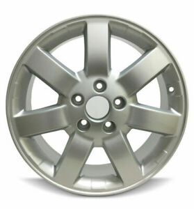 Set Of 4 Aluminum Alloy Wheel Rim 17 05 11 Honda Cr v 5 Lug 114 3mm 7 Spokes