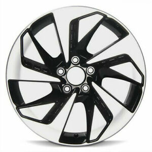 4 Aluminum Alloy Wheel Rims 18 Inch Fits 15 16 Honda Cr v 5 Lug 114 3mm 10 Spoke