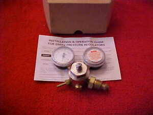 New Smith Equip H1960 580 Aee Argon Gas Pressure Regulator 3000psig