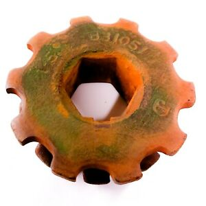 B31051 Planter Sprocket John Deere Original Used Cast Iron