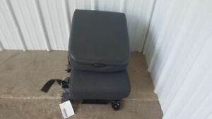 2012 Dodge Ram Front Center Jump Seat Black Cloth Nice Oem