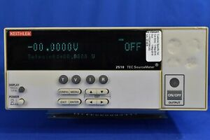 Keithley 2510 Tec Sourcemeter 10vdc And 5adc