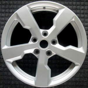 Chevrolet Volt All Silver 17 Inch Oem Wheel 2011