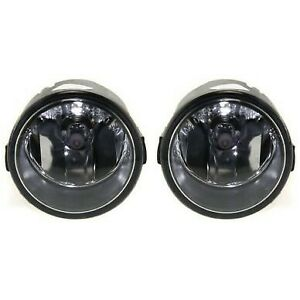 Fog Light Set For 2011 2013 Nissan Rogue Quest 2009 14 Murano 2011 14 Juke Front