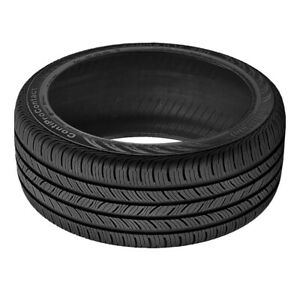 1 X New Continental Contiprocontact 245 40 17 91h All season Grand Touring Tire