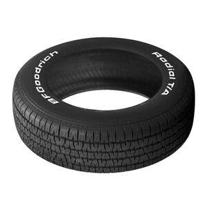 1 X New Bf Goodrich Radial T A P235 60r15 Tires