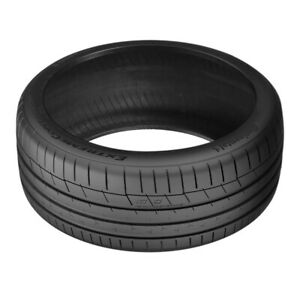 1 X New Continental Extremecontact Sport 245 40r17 91w Performance Summer Tire
