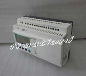 Schneider Zelio Logic Module Sr3b261fu New In Box 1 year Warranty
