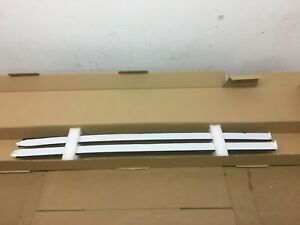 2016 2017 2018 2019 2020 Discovery Sport Roof Rail Ditch Finishers Black Oem