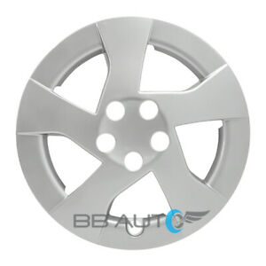 New 15 Inch Silver Hubcap Wheel Cover For 2010 2011 Toyota Prius
