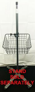 Vital Signs Monitor Stand Basket Welch Allyn Spot Lxi Propaq Connex Casmed 740