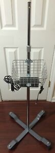 Ge Dinamap Procare Pro 100 200 300 400 Vital Signs Monitor Rolling Mobile Stand