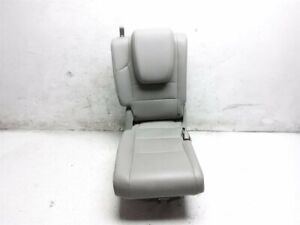 2011 Honda Odyssey 3 5l 3nd Row Passenger Seat Grey Leather