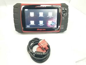 Snap On Modis Ultra Eems328 Diagnostic Scanner Domestic Asian European 13632