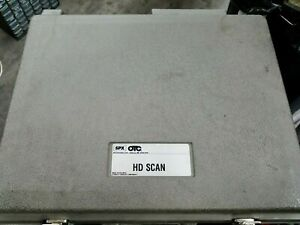 Otc 3417 Heavy Duty Scan Tool With Color Display 80s To 2015