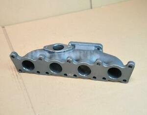 Rear Mount T3 Flange Cast Iron Trubo Charger Manifold For Audi Tt A4 1 8t