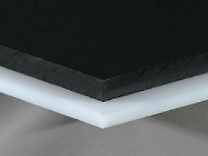Hdpe Sheet 1 8 Thick 24 Length X 24 Width White