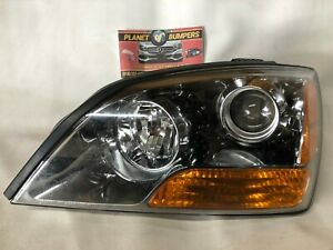 2005 2006 Kia Sorento Oem Left Headlight