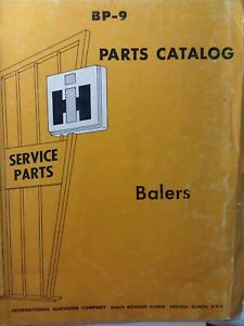 International Ih Balers 440 430 420 27 37 47 57 C 123 Engine Parts Manual