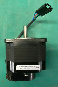 Lin Engineering 5718 High Torque Stepper Motor W Us Digital E2 Encoder