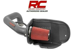 97 02 Jeep Tj Wrangler 2 5l 4 Cyl Rough Country Cold Air Intake System 10548
