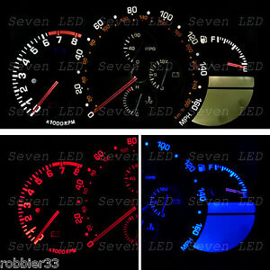 Gauge Cluster Instrument Led Kit For Lexus Is300 2001 2005