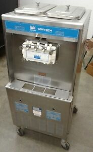 Soft Serve Ice Cream Machine Taylor Y754 33 3 phase Dual barrel Water cooled