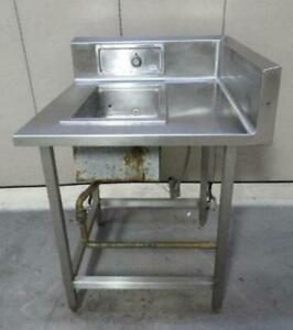 Stainless Steel Table Wells Drop in Food Warmer Well Mod100td Full Size