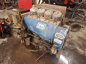 Deutz F4l912 Diesel Engine Runs Mint Video Ditch Witch Vermeer 912 Tractor