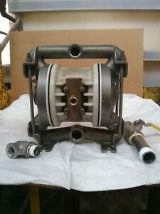 Wilden Diaphragm Pump M2 1 In 3 4 out 316 Ss Fittings Teflon Diaphragms
