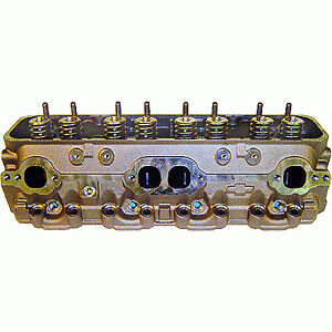 Gm Performance Sbc 225 Cc Assembled Vortec Cylinder Head P n 19331472