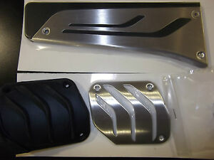 Bmw 4 Series F32 F33 F36 M Performance Stainless Steel Pedal Covers 2013 On Oem