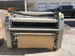Used Gbc Pro tech Orca 3 Laminator No Damage To Rollers Tj Esi Com