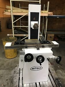 Mitsui Surface Grinder 3 Phase Model 200mh