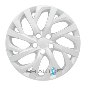 New 16 Silver Hubcap Rim Full Wheel Cover For 2009 2019 Toyota Corolla