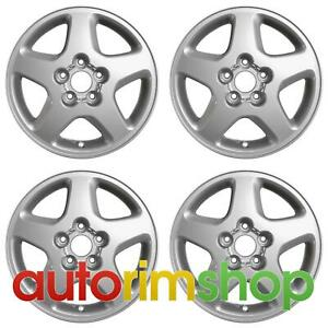 Nissan 240sx 1995 1996 1997 1998 16 Oem Wheel Rim Set